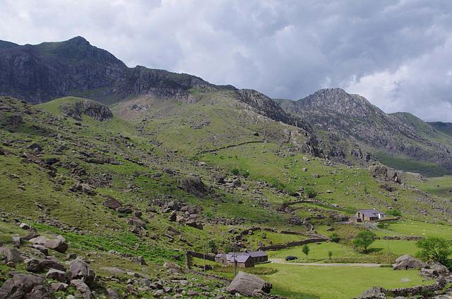 Llanberis landscape