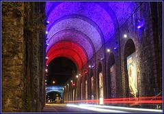 ** Le tunnel du vieux Mans ** Merci pour Explore **