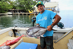 Pêche miraculeuse 300 à 400 kg