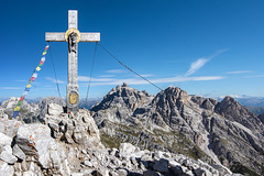 Paternkofel Summit Cross