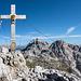 Paternkofel Summit Cross