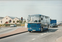 Tantivy Blue 28 (J 61644) in St. Helier - 4 Sep 1999