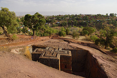 Church of Saint George, Lalibela