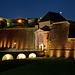 Fortifications de BELFORT à l'heure bleue