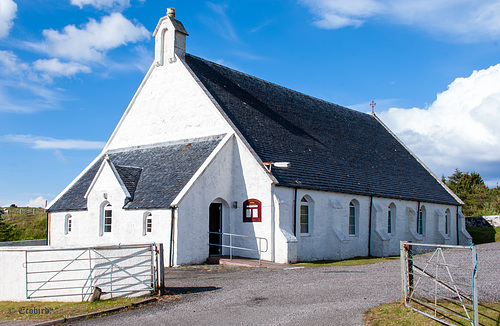Staffin - Church of Scotland