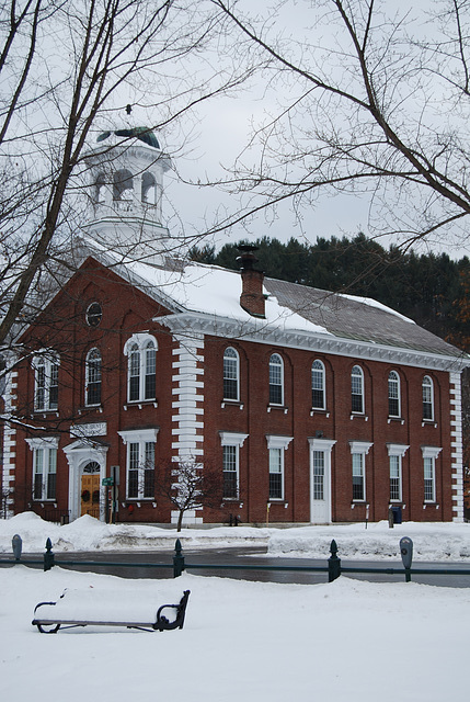 Woodstock Court House