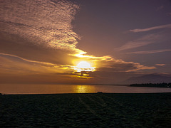 20161020 190541Hw [E] Sonnenuntergang, Atalaya Park Hotel, Estepona, Spanien