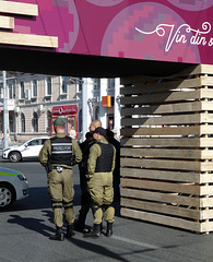 Chisinau- Wine Festival- Security
