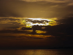 20161020 190612Hw [E] Sonnenuntergang, Atalaya Park Hotel, Estepona, Spanien