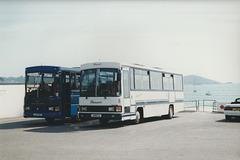 Tantivy Blue 17 and Pioneer 5 at St. Brelade's Bay - 4 Sep 1999 1
