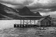 Lyngsfjorden - Storfjorden