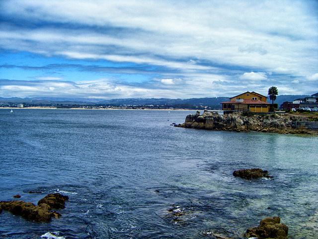 McAbee Beach - Monterey Bay