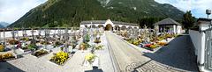 Häselgehr der Friedhof. ©UdoSm