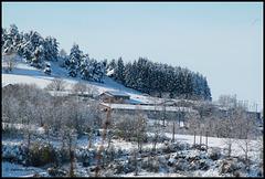souvenir de la neige