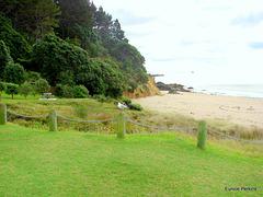 Beach at Taitua