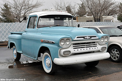 chevy apache pick up '58 kingman az 01'15 01