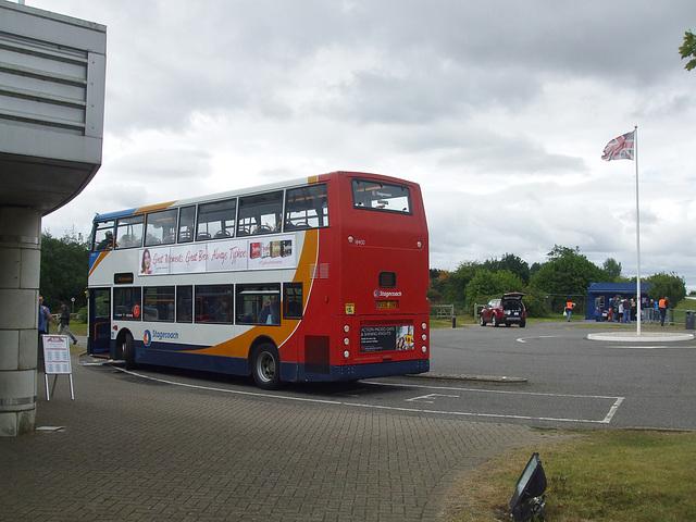 DSCF4811 Stagecoach Midlands KX06 JXW - 'Buses Festival' 21 Aug 2016