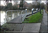 ugly Canal & River Trust jetty