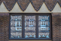 Windows and Brickwork