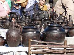 Chisinau- Wine Festival- Ceramics
