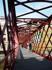 Girona - el pont de les Peixateries velles