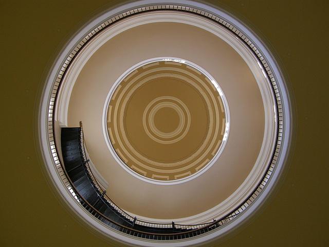 Maine's State House Rotunda