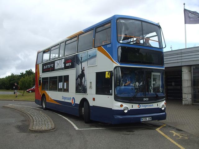 DSCF4812 Stagecoach Midlands KX06 JXW - 'Buses Festival' 21 Aug 2016