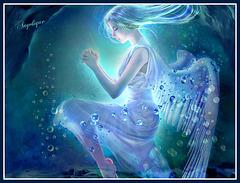 L'Ange l'eau ............! Excellent WE à tous mes Amis !