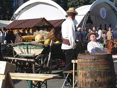 Chisinau- Wine Festival- Crafts For Sale