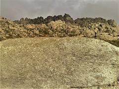 Sierra de La Cabrera  on a mild January day.