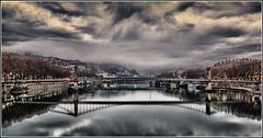 Gateway College Bridge, Lyon, France