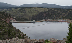 Flaming Gorge Dam UT (#0043)