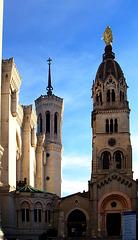 FR - Lyon - Notre-Dame de Fourvière