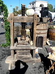 Chisinau- Wine Festival- Old Wine Press