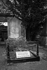 Grave of Robert Fergusson, Poet