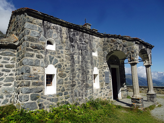 Kapelle Saint-Jean - Grande Dixence