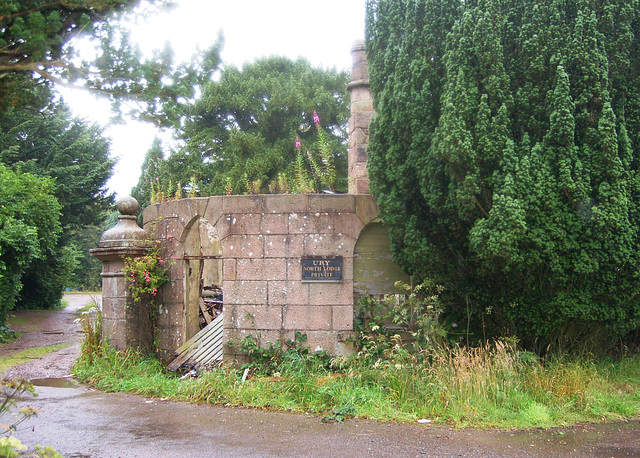 North Lodge, Ury House, Stonehaven, Aberdeenshire