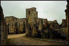 Oradour church (colour)