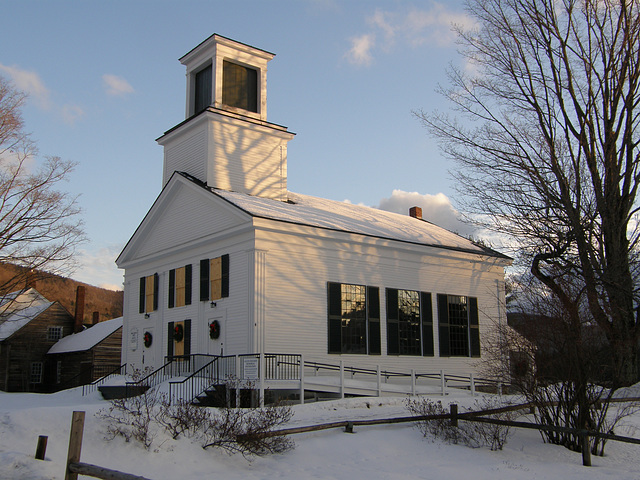 Calvin Coolidge's Church