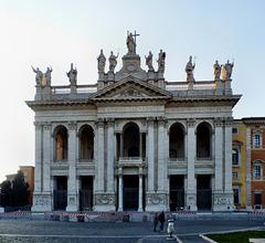 Roma - Archbasilica of St. John Lateran