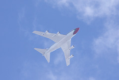 Oman Royal Flight Boeing 747SP-27