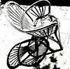 la sedia e l'ombra