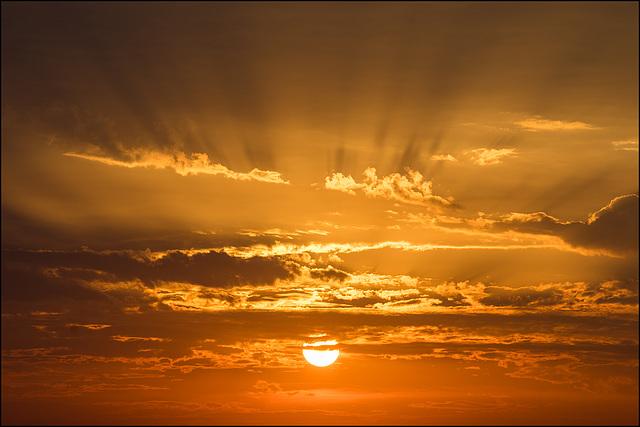 Cretan Sunsets