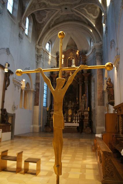 Niedermünster - Pfarrkirche Regensburgs