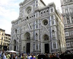 Florenz.  Kathedrale.  ©UdoSm