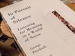 In Pursuit of Silence (11.01.2018)