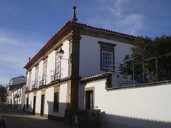 Manor house.