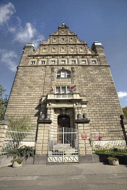 Collegium Maximum Uniwersytetu Mikołaja Kopernika 1