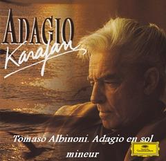 Karajan : Adagio