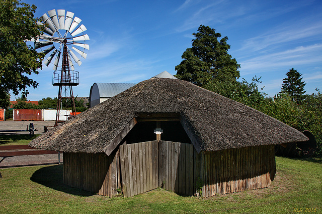 Dorf Mecklenburg, Wilder Westen?